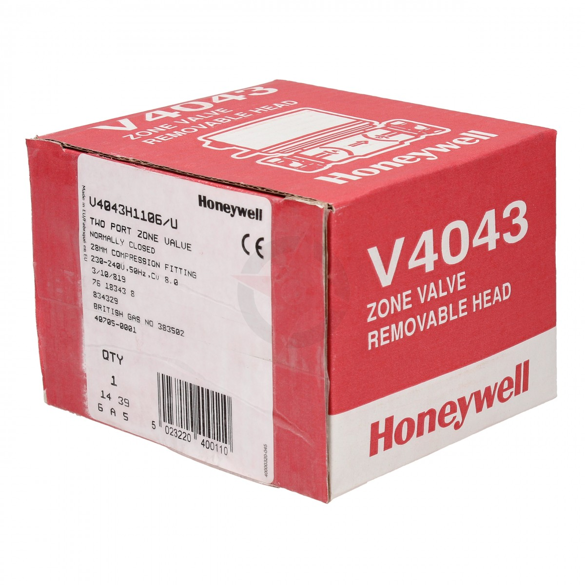 Zone Valves Controls Honeywell Zone Valves Honeywell Zone Valves