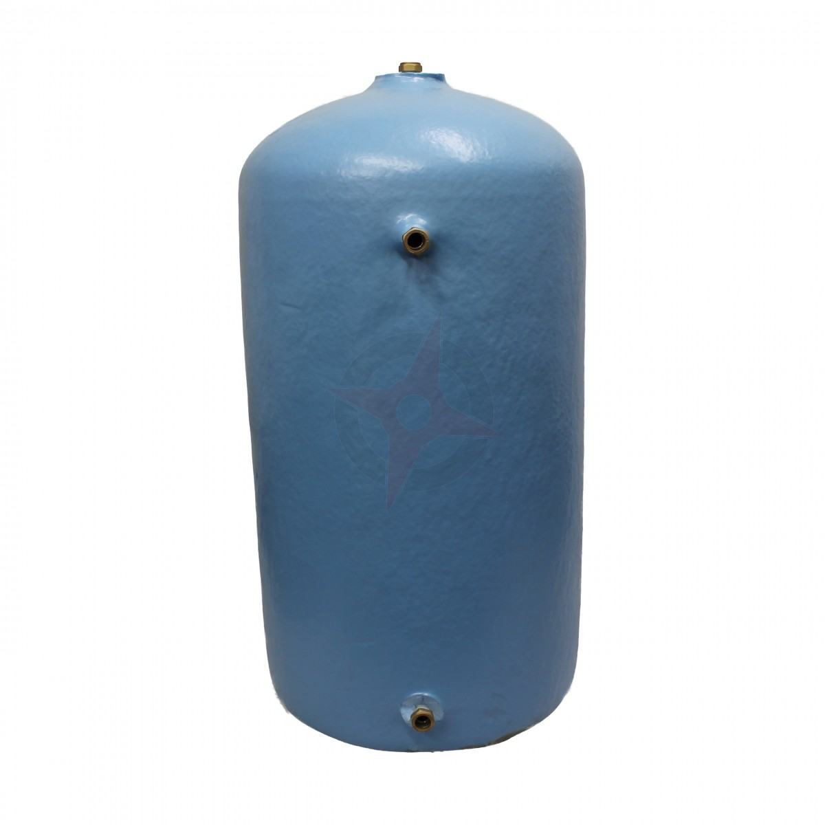 Indirect 1370 x 450 Stainless Steel Vented Cylinder - Compass ...
