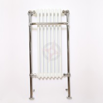 Revive 1130H x 553W Traditional Column Towel Rail