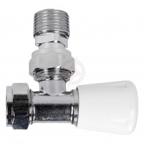 Evolve 15mm Angled Wheel Head Valve c/w 1/2