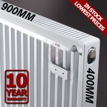 Revive 400h x 900l Single Premium Radiator (K1)
