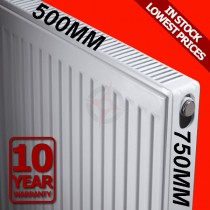 Revive 750h x 500l Double Premium Radiator (P+)