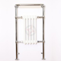 Revive 963H x 538W Traditional Column Towel Rail
