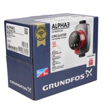 Grundfos Alpha3 15-50/60 130 Circulating Pump