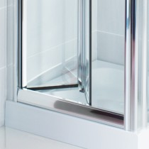 Roman Haven Plus H3 760mm Bi-Fold Shower Door
