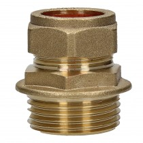 Compression Adaptor 22mm x 1