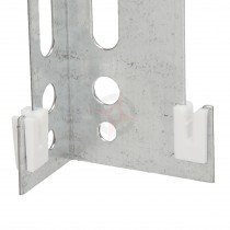 Spare Plastic Anti-Vibration Inserts For Compact Radiator Brackets, Pack Of 10