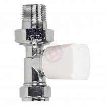 Evolve 15mm Straight Wheel Head Valve