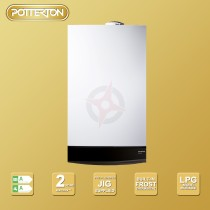 Potterton Gold 28 (ErP) Combi Boiler Only (with Built-in Clock)