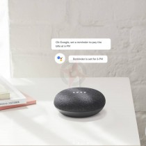 Google Home Mini Wireless Smart Speaker - Charcoal