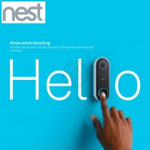 Google Nest Hello Video Doorbell