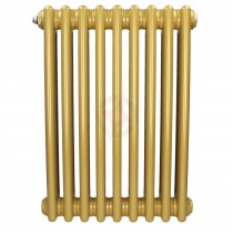 600H x 628W 3 Column Horizontal Sungold Radiator