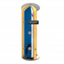uvgold2 90L Indirect Unvented Hot Water Storage Cylinder & Kit