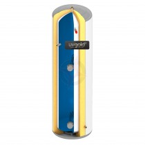 uvgold2 210L Slim-Fit Indirect Unvented Hot Water Storage Cylinder & Kit