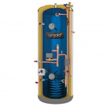 uvgold2 250L System Fit Unvented Hot Water Storage Cylinder