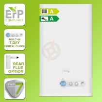 Vokera Vision 25C (ErP) Combi Boiler Only (with Built-in Clock)
