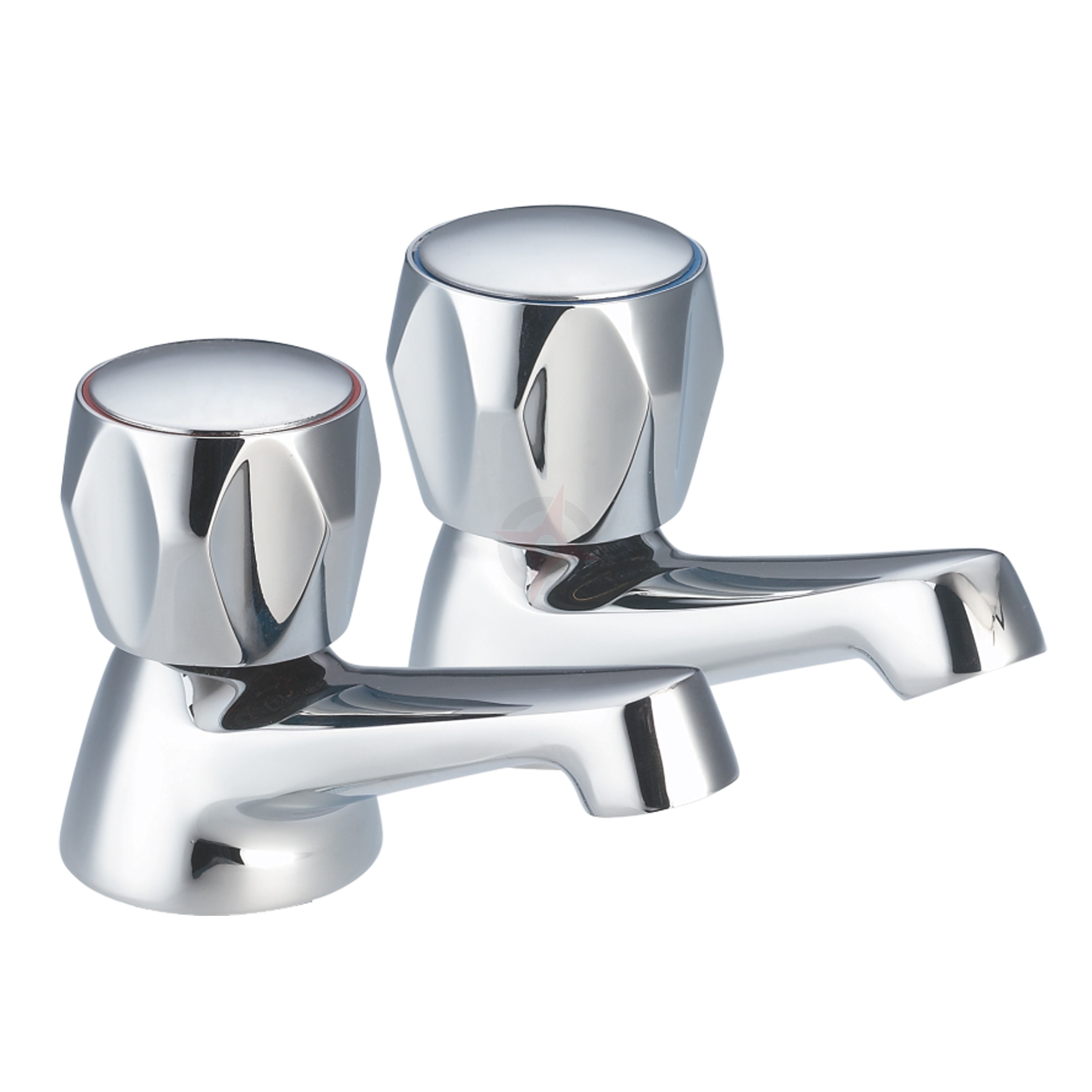 Lavata Contract Basin Taps (Pair)