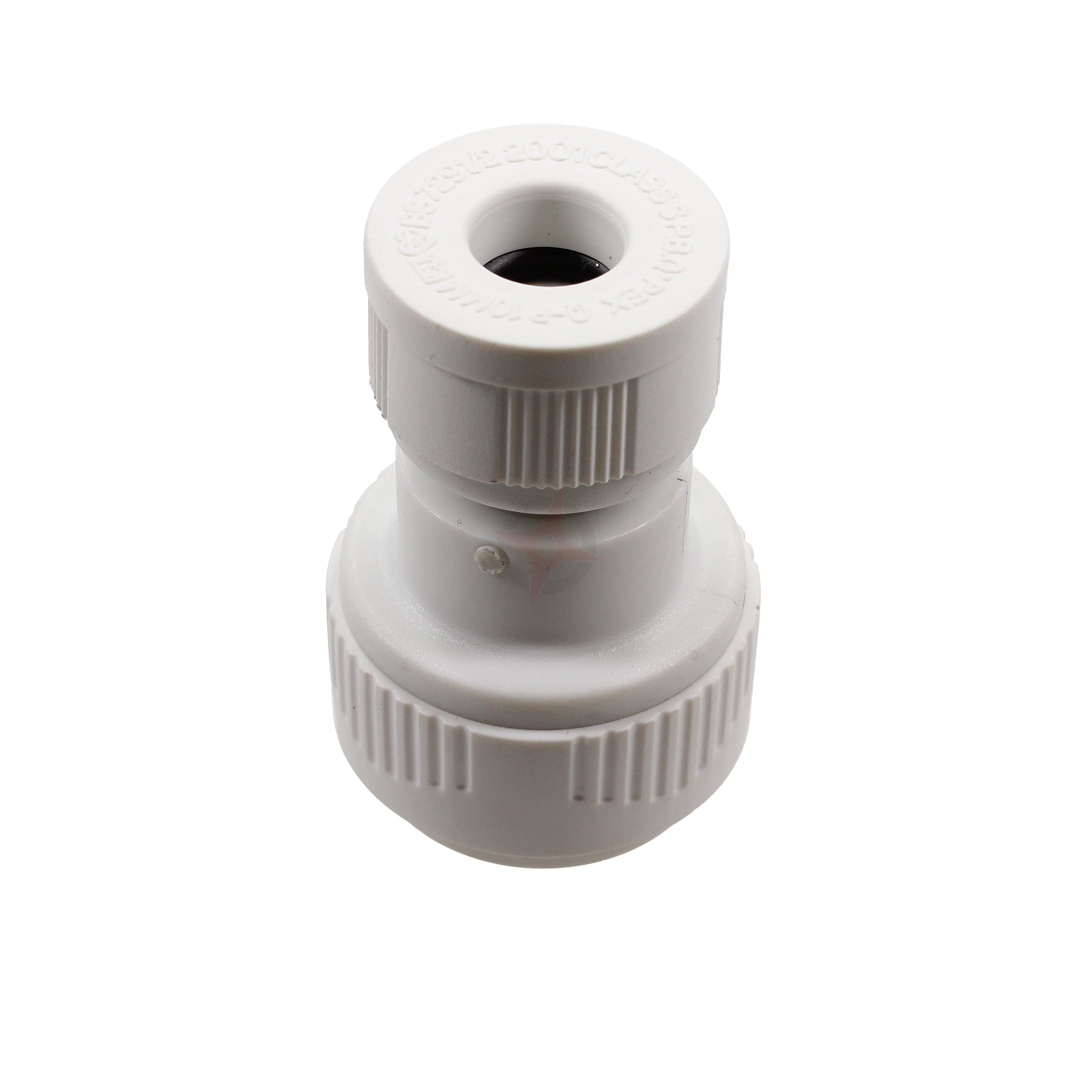 Whitespeed Push Fit 15mm x 10mm  Reducing Coupler