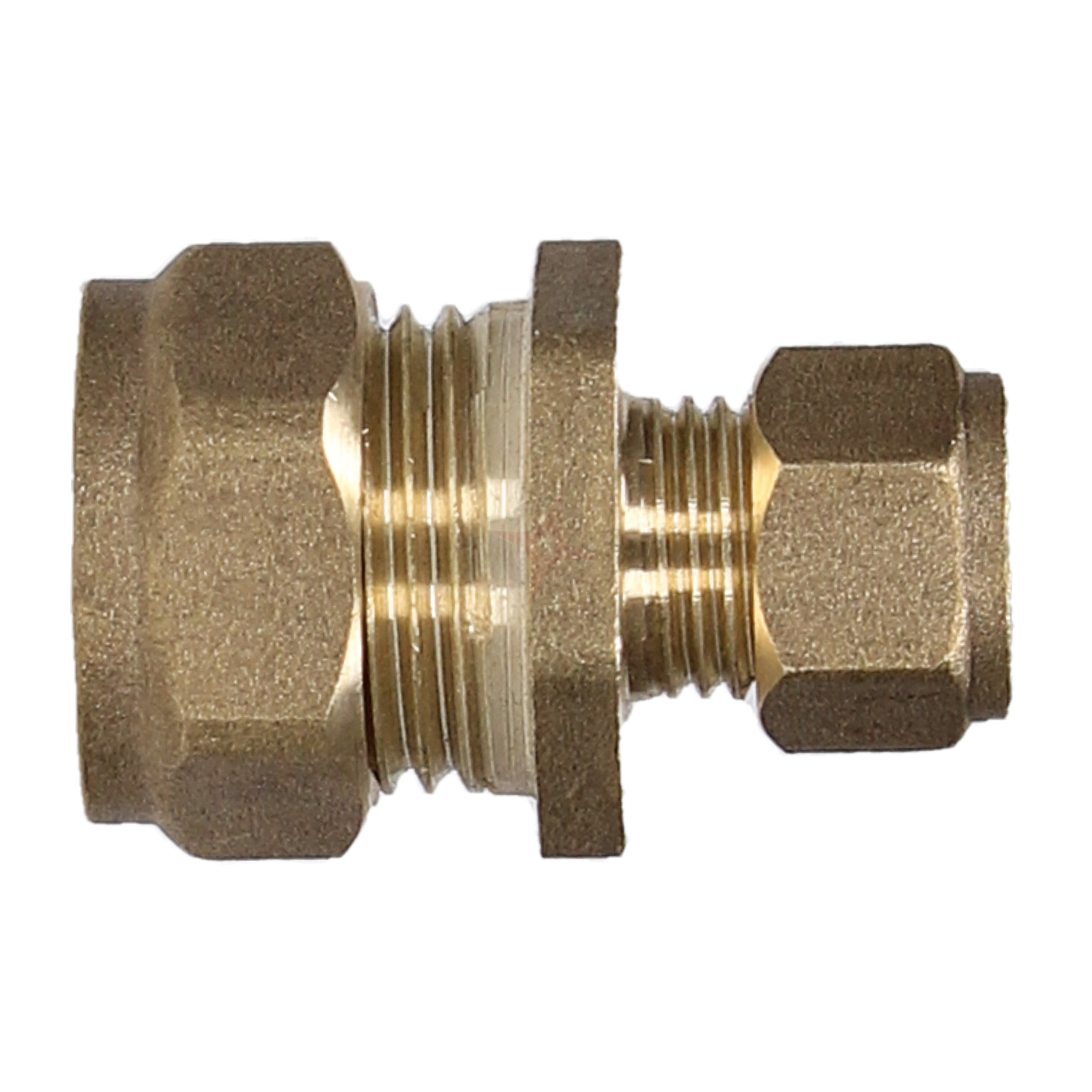 Compression 15mm x 10mm Reducing Coupler