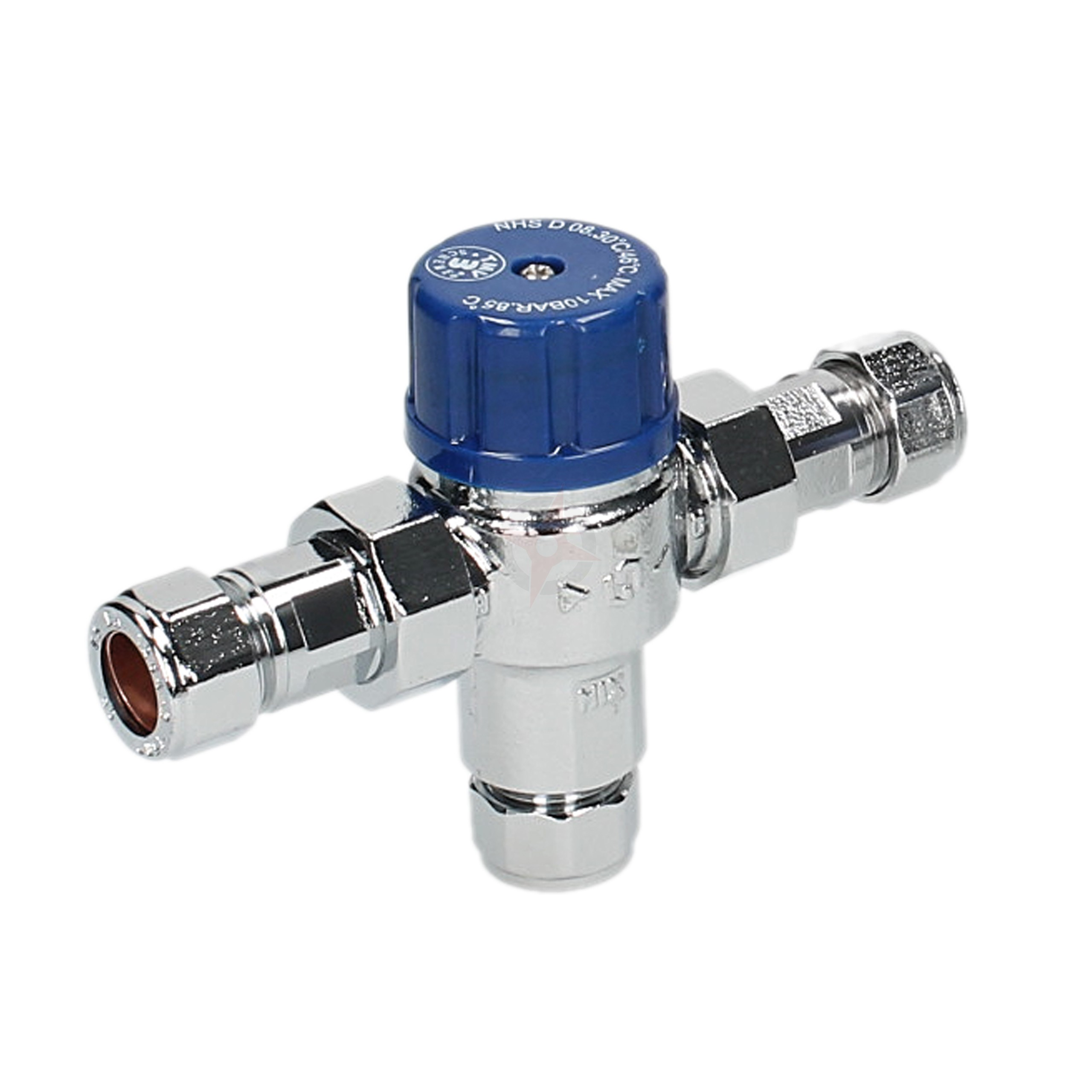 Yorhe 15mm TMV2/3 Thermostatic Mixing Valve