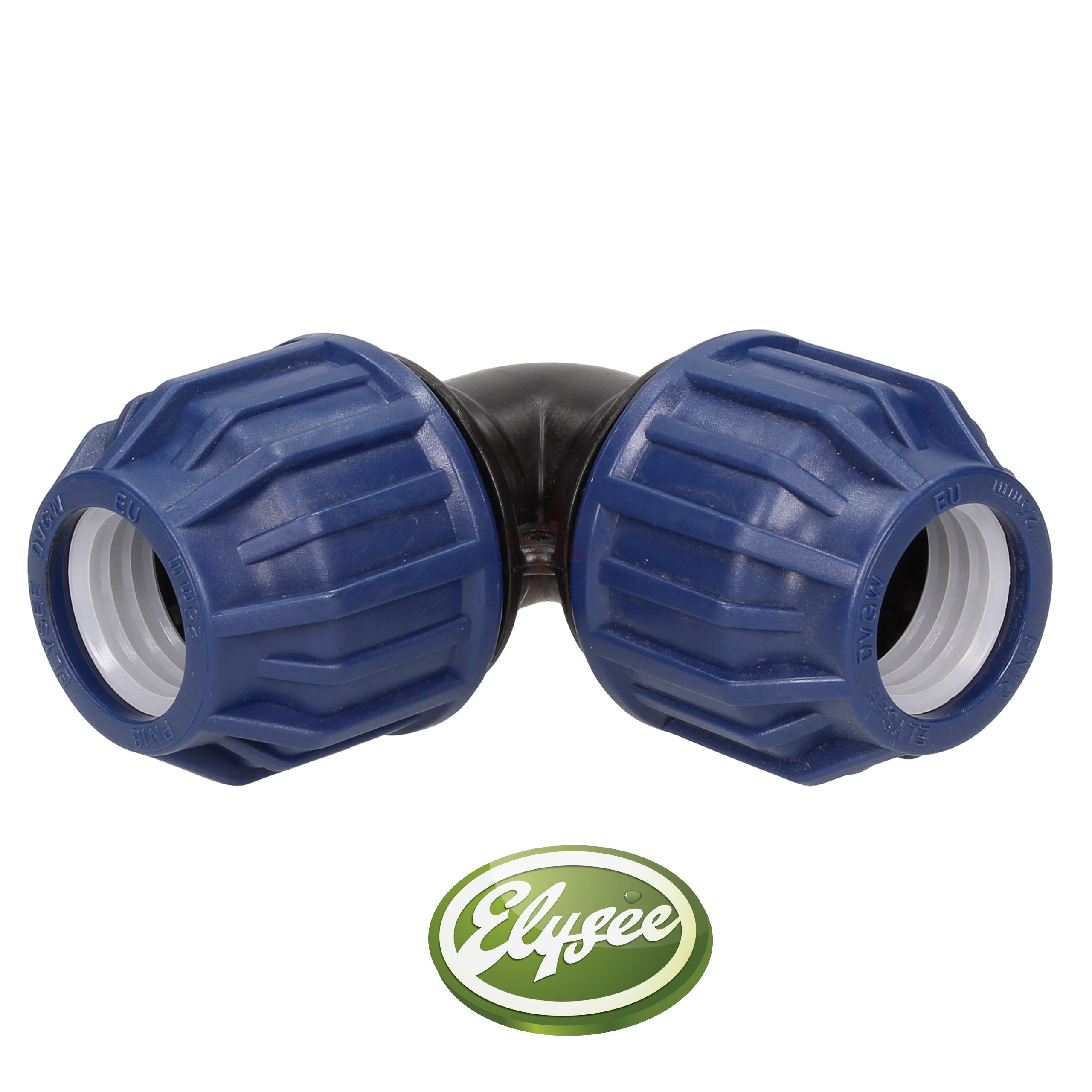 MDPE Elbow 90 25mm x 25mm (SP)