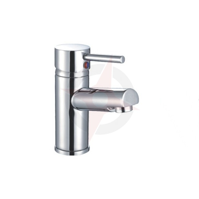 Lavata Contemporary Monobloc Basin Mixer c/w Pop Up Waste