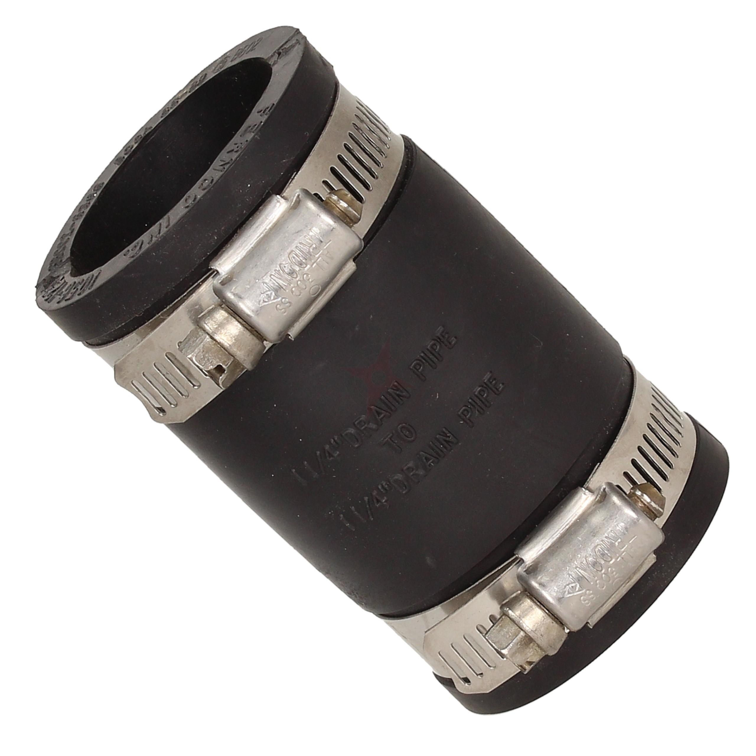 """Flexible 1.1/4"""" Straight Coupling"""