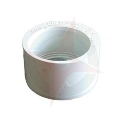 White 56mm x 43mm Solvent Waste Reducer