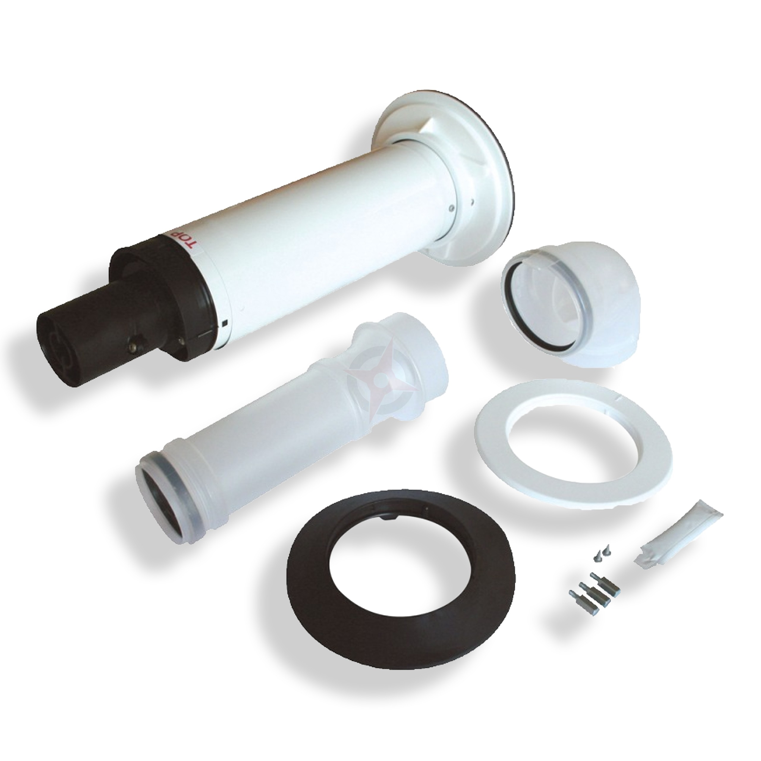 Worcester Highflow / FSB Horizontal Flue Kit