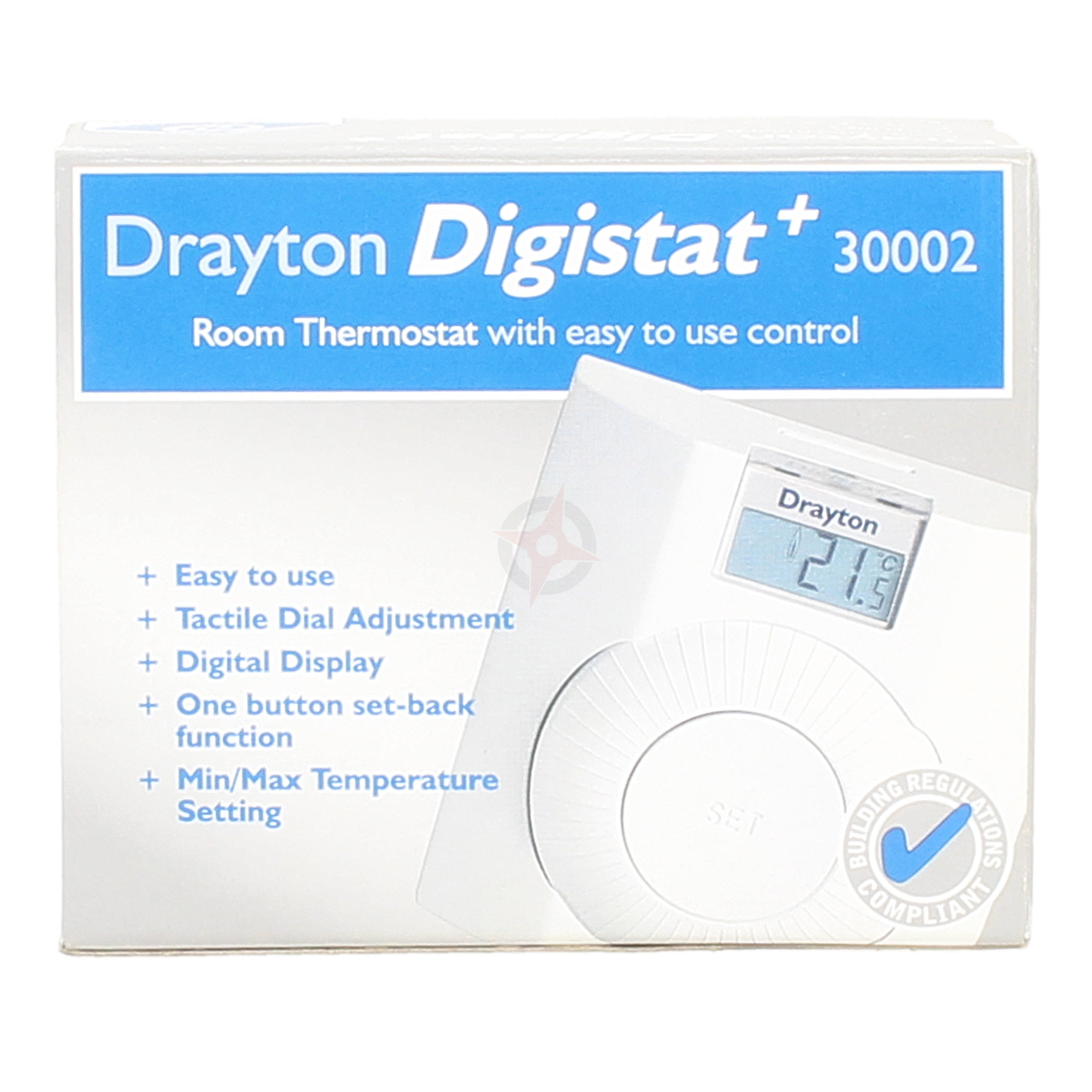 Drayton Room Thermostat Digistat+