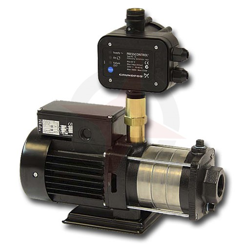 CLEARANCE - Grundfos Amazon Extra 4-60 Universal Single Ended Pump