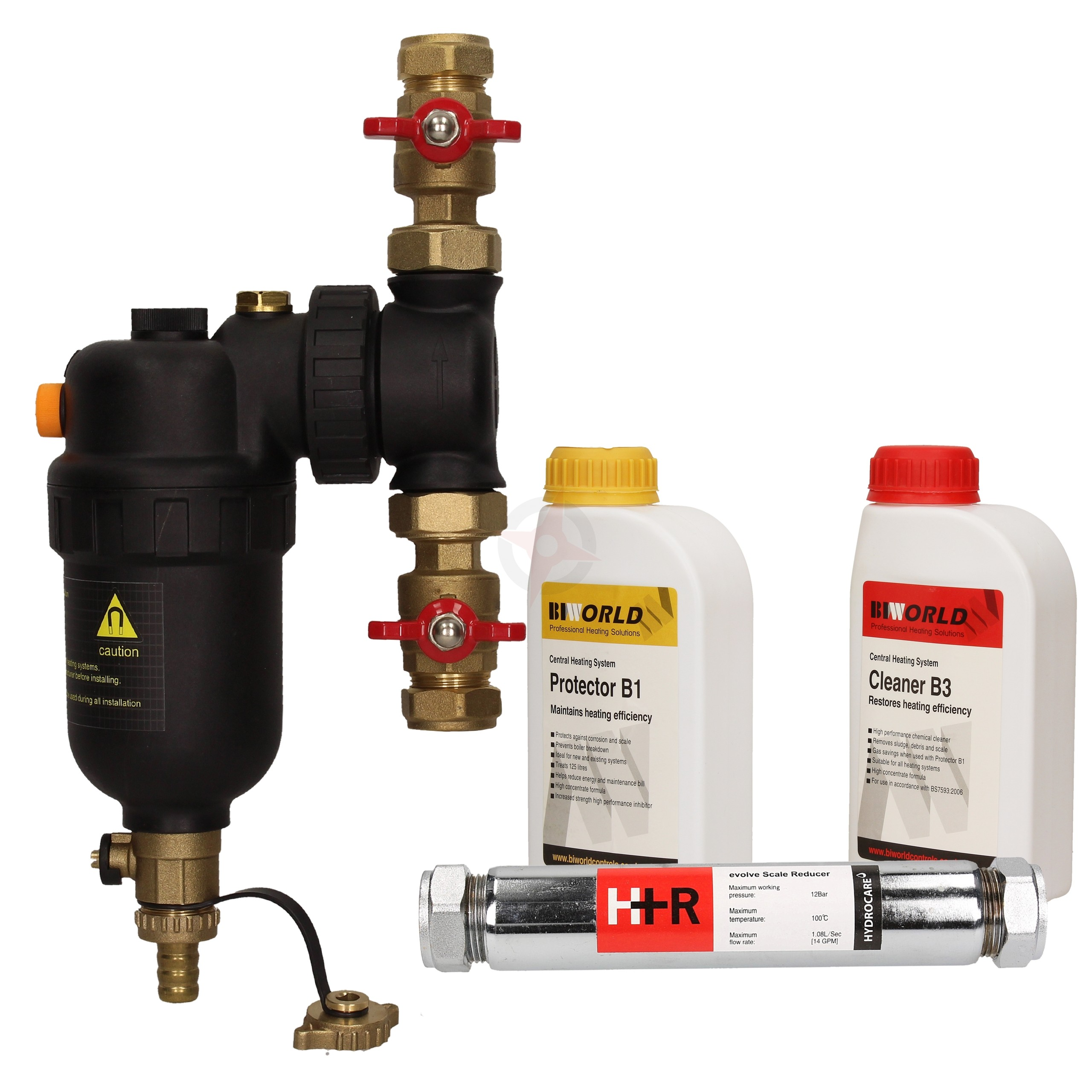 Boiler Protection Pack (BIW 2)
