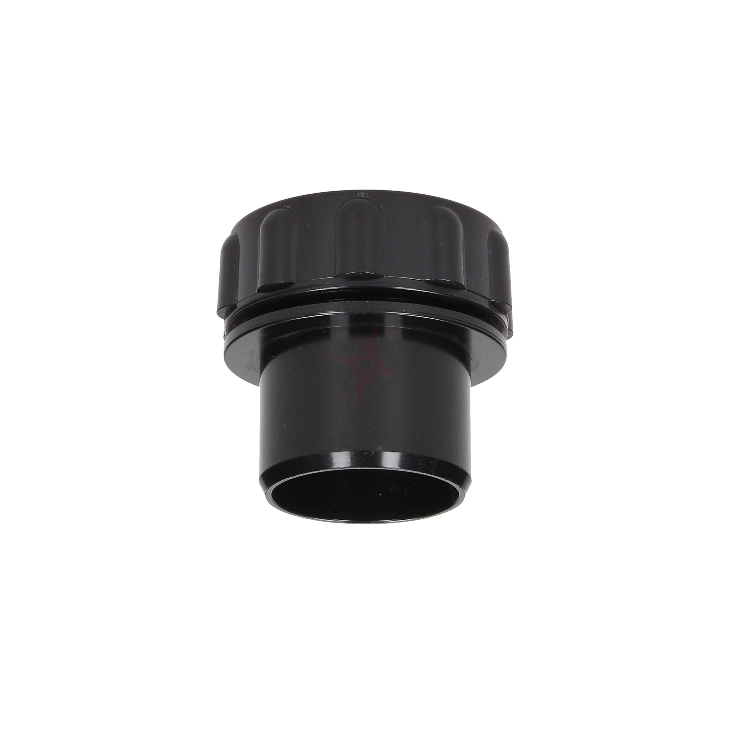Black 36mm Solvent Waste Access Cap