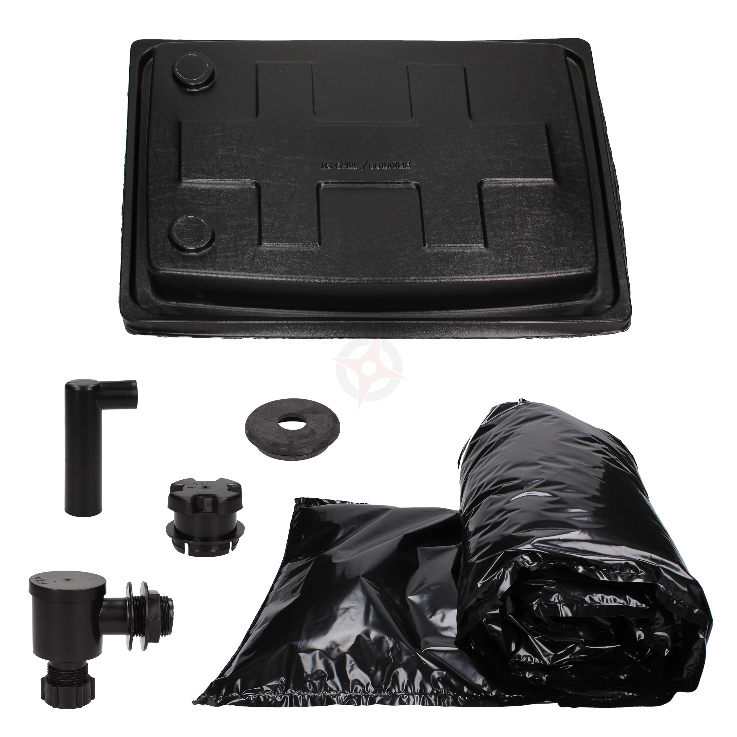 Byelaw 30 kit for a Rectangular 20 Gallon Loft Tank