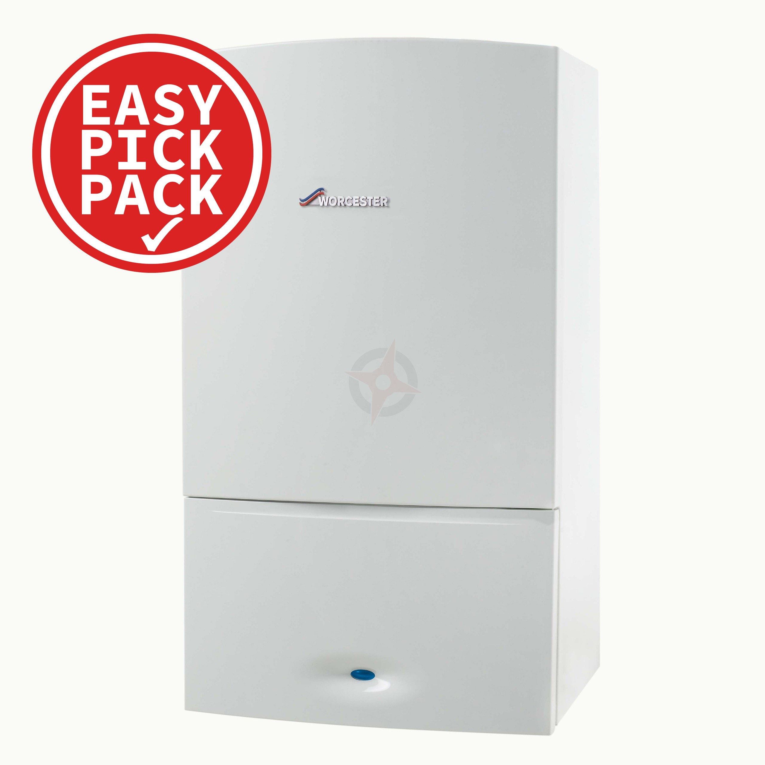 Worcester Greenstar 28CDI Compact (ErP) Combi Boiler Easy Pick Pack