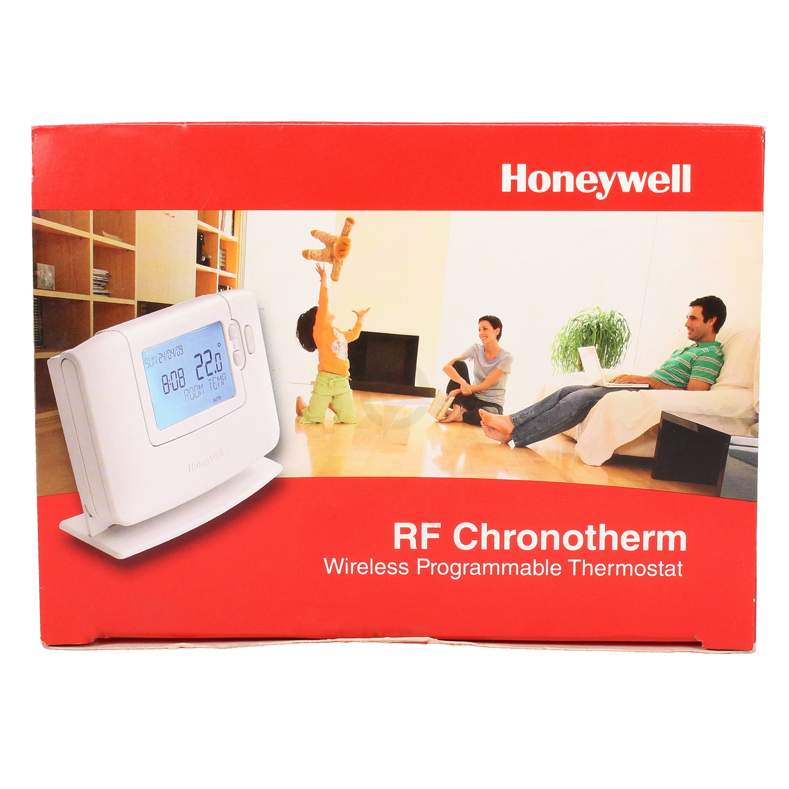 Honeywell 24 Hour Programmable Wireless Room Stat CMT921