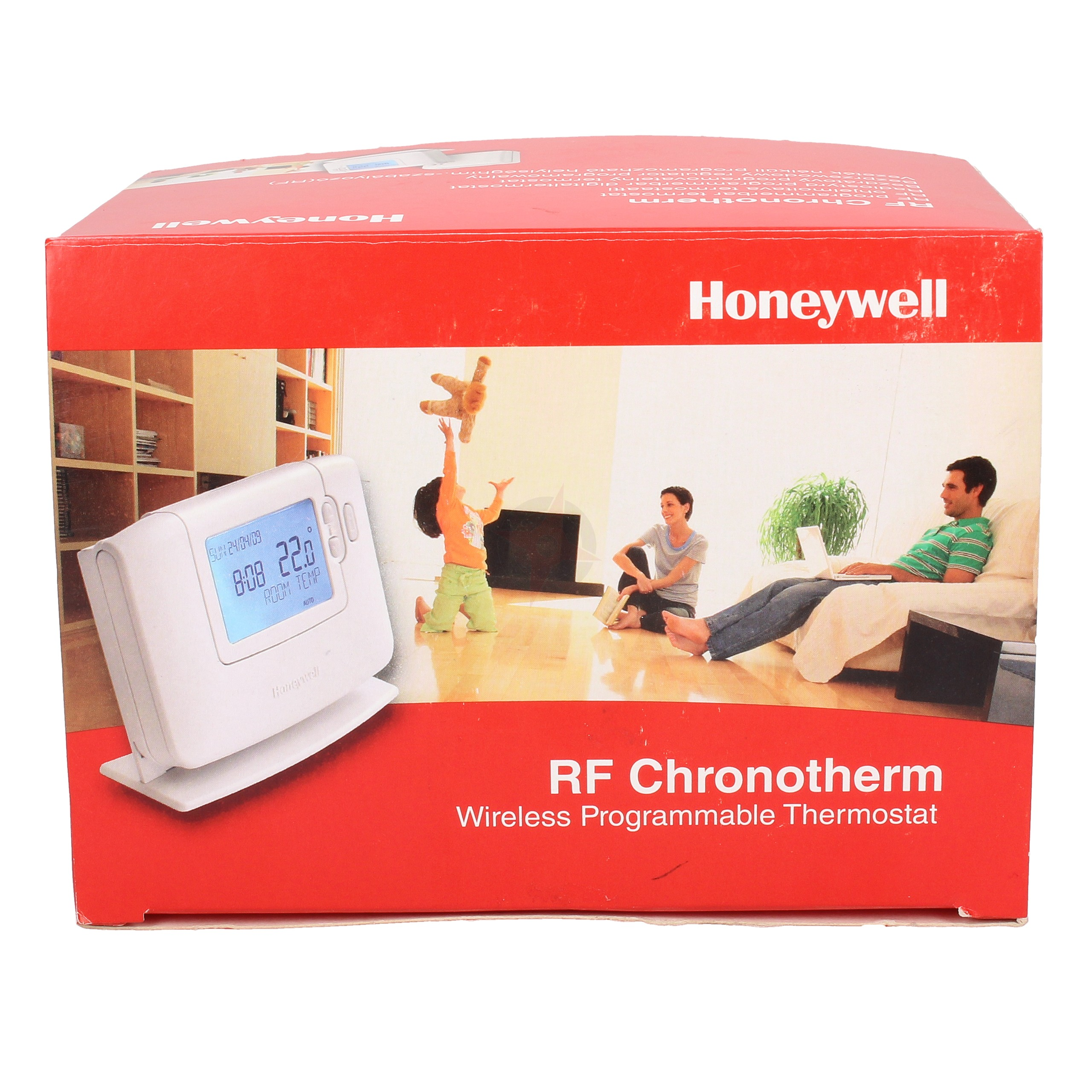 Honeywell 7 Day Programmable Wireless Room Stat CMT927