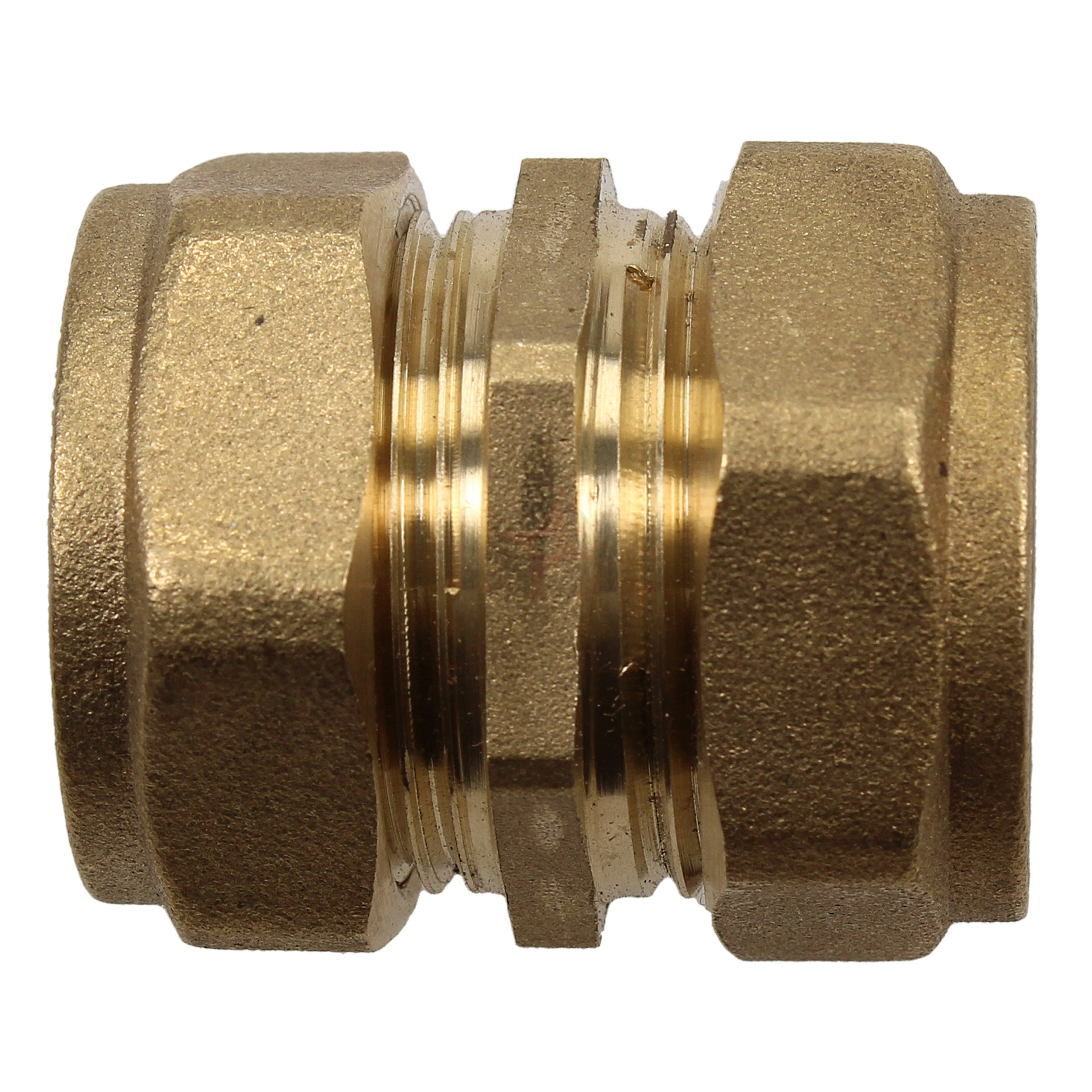 Compression 28mm Straight Coupler