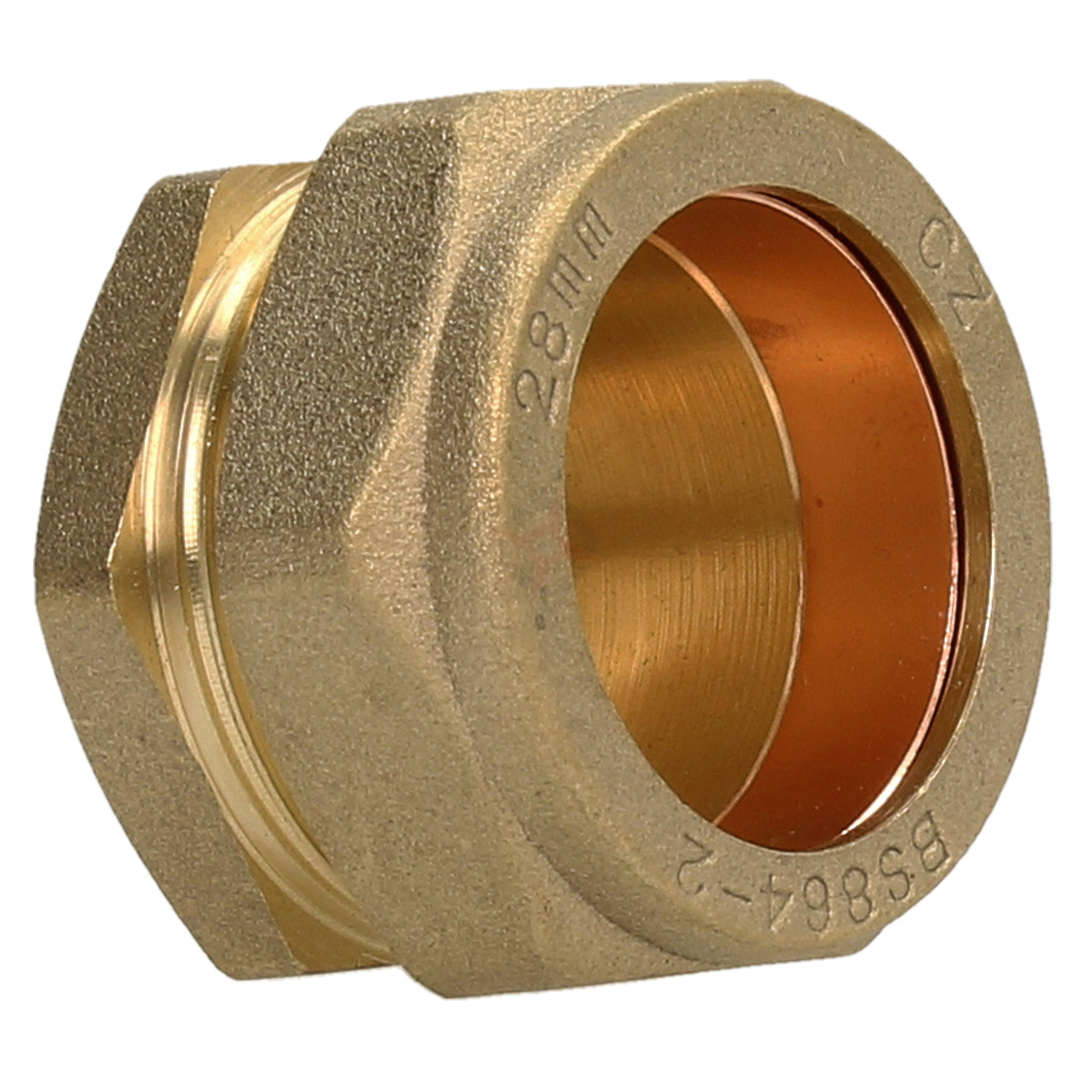 Compression 28mm Stop End