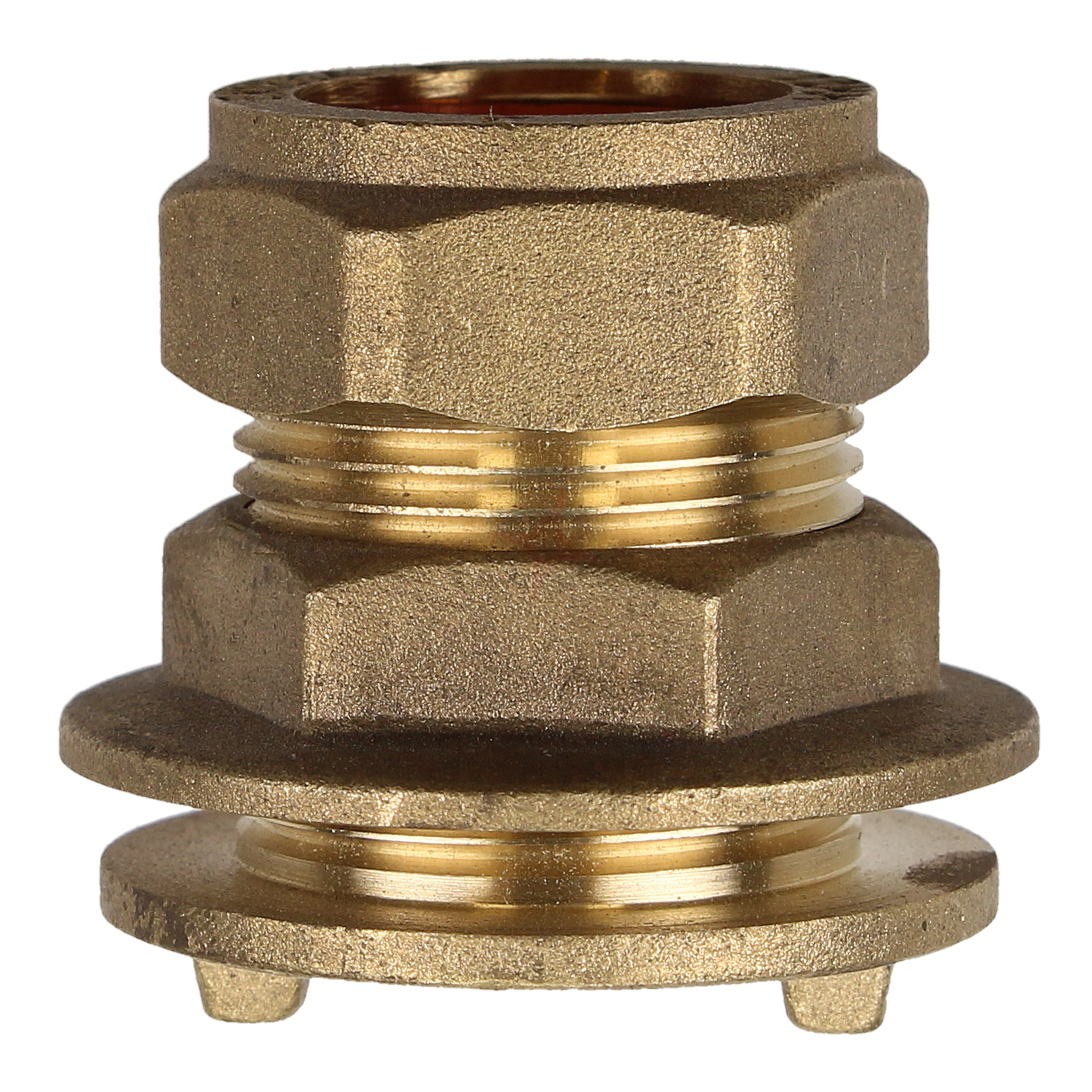 Compression 28mm Tank Connector