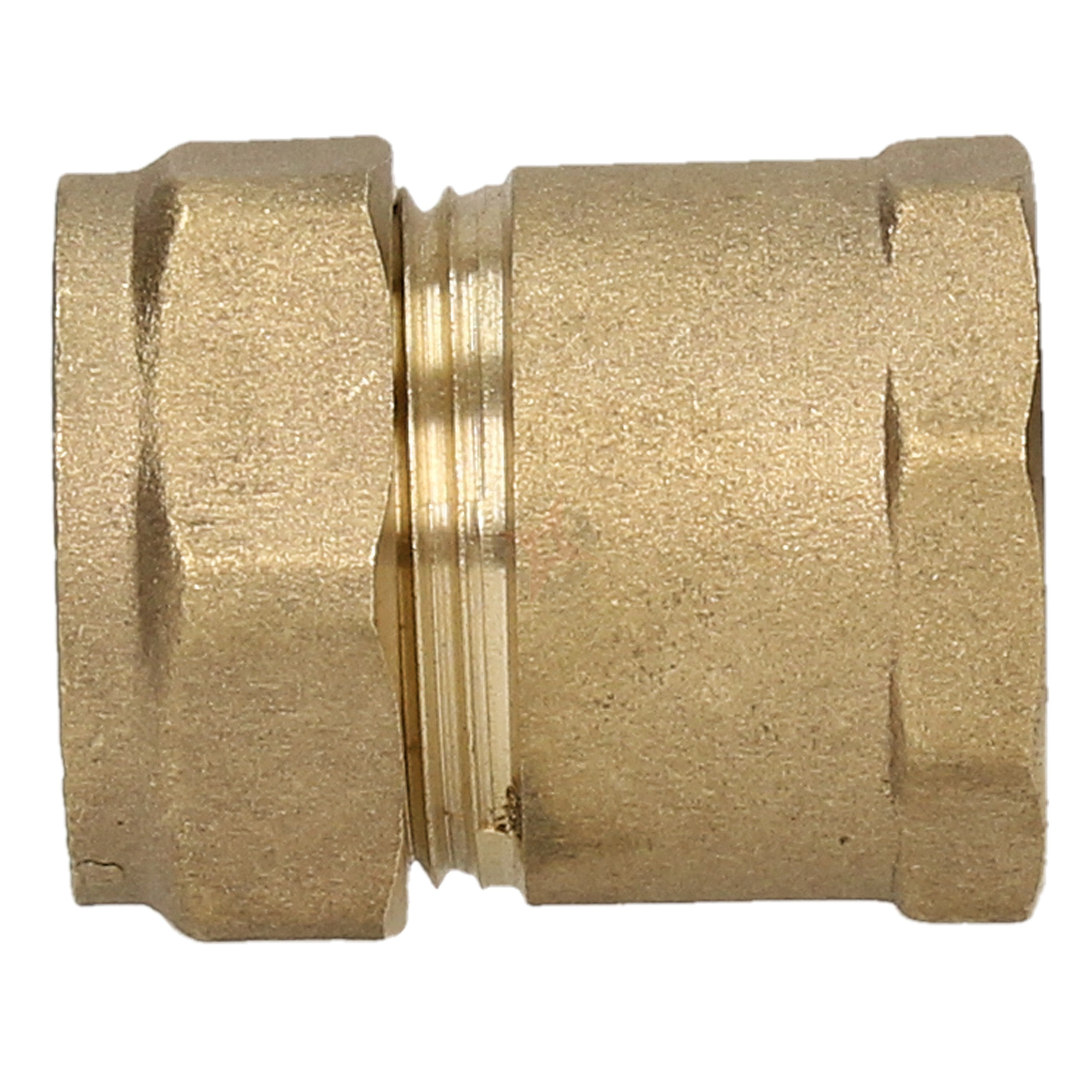 "Compression  Adaptor 22mm x 3/4"" Female Iron Straight"