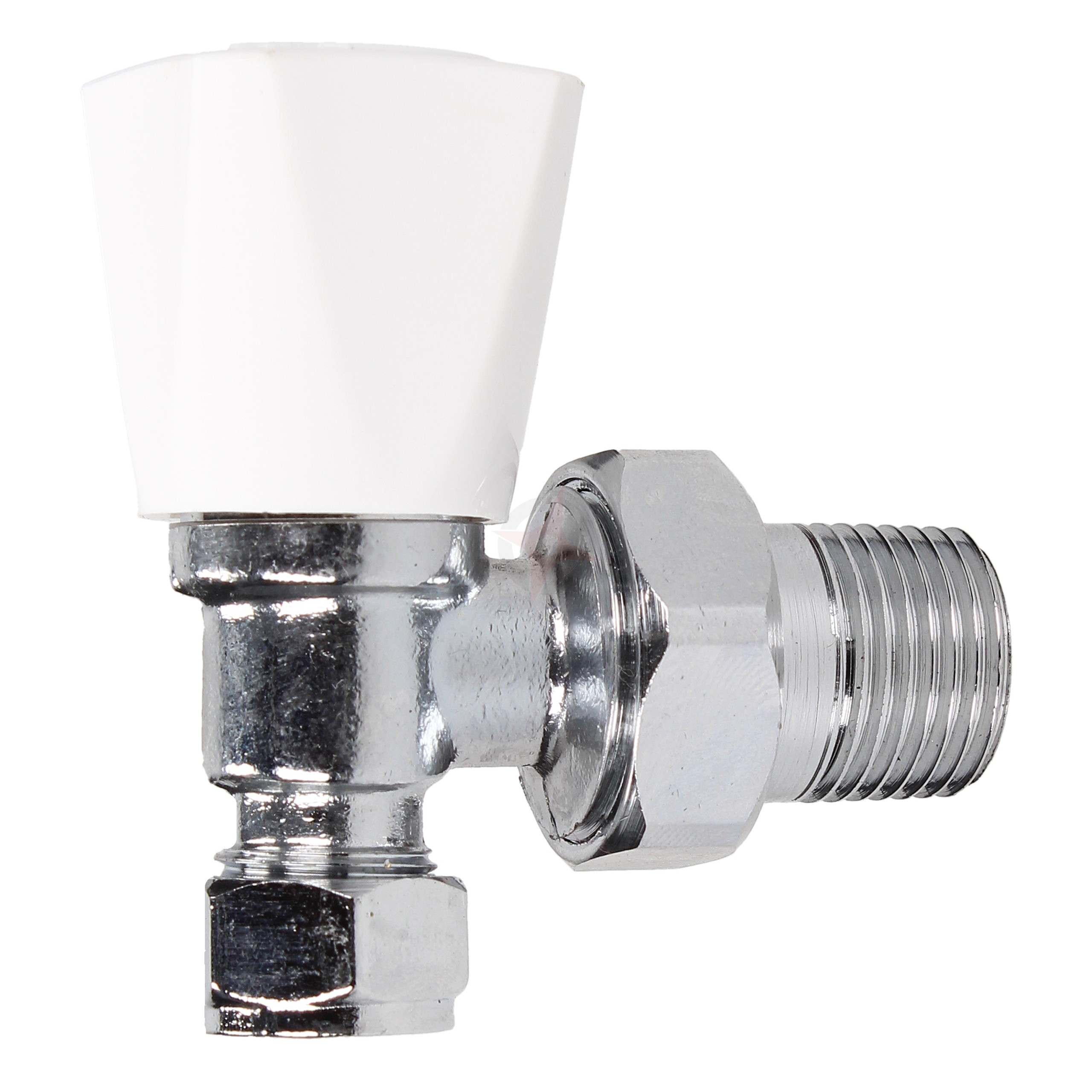 Evolve 10mm Angled Wheel Head Valve