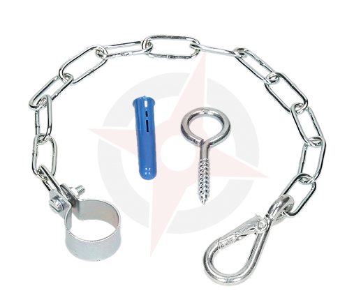 """12"""" Snap Shackle Cooker Stability Chain"""
