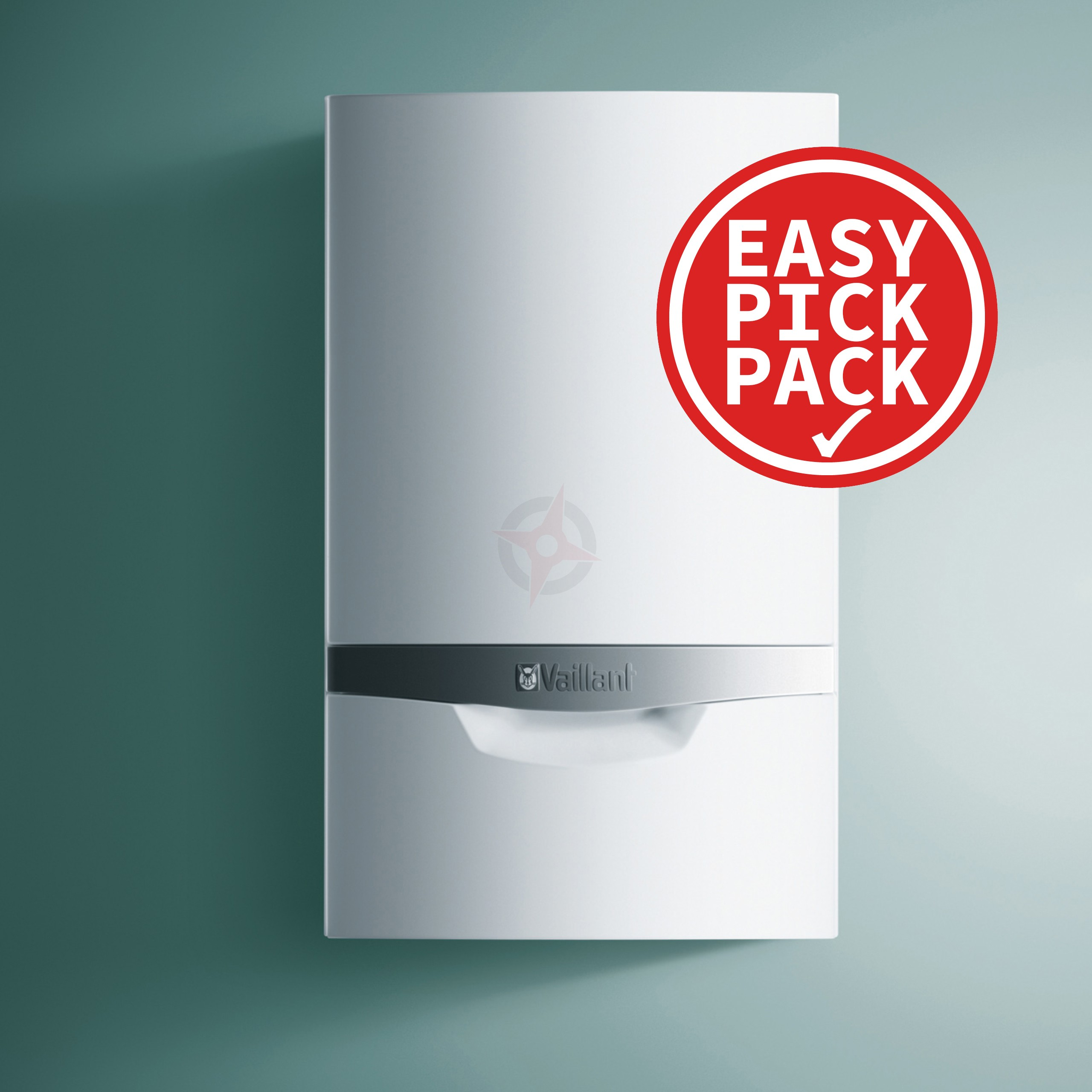Vaillant EcoTec Plus 430 (ErP) Open Vent Boiler Easy Pick Pack