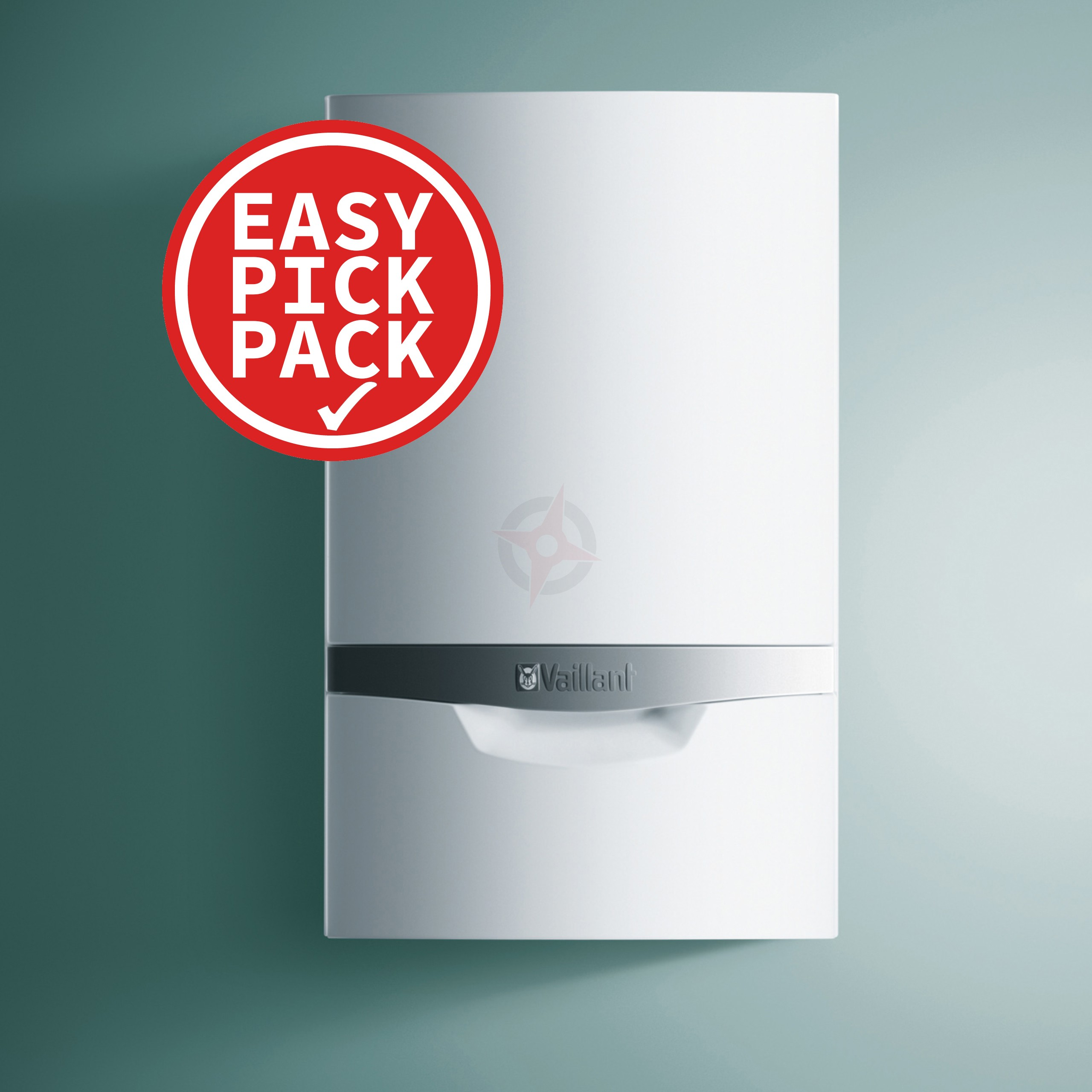 Vaillant ecoTEC Plus 612 (ErP) System Boiler Easy Pick Pack