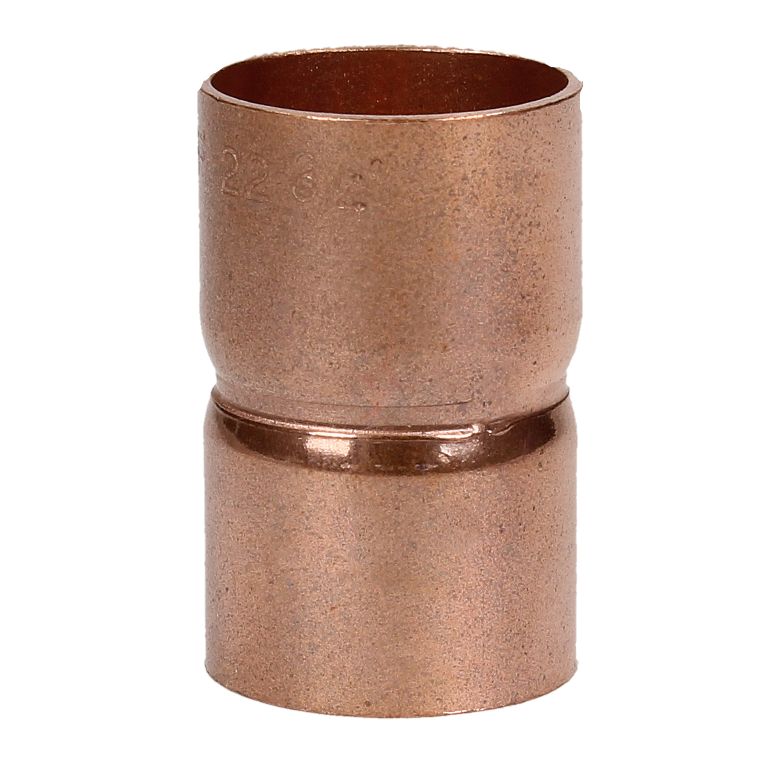 """Endfeed 22mm x 3/4"""" Imperial to Metric Coupler"""