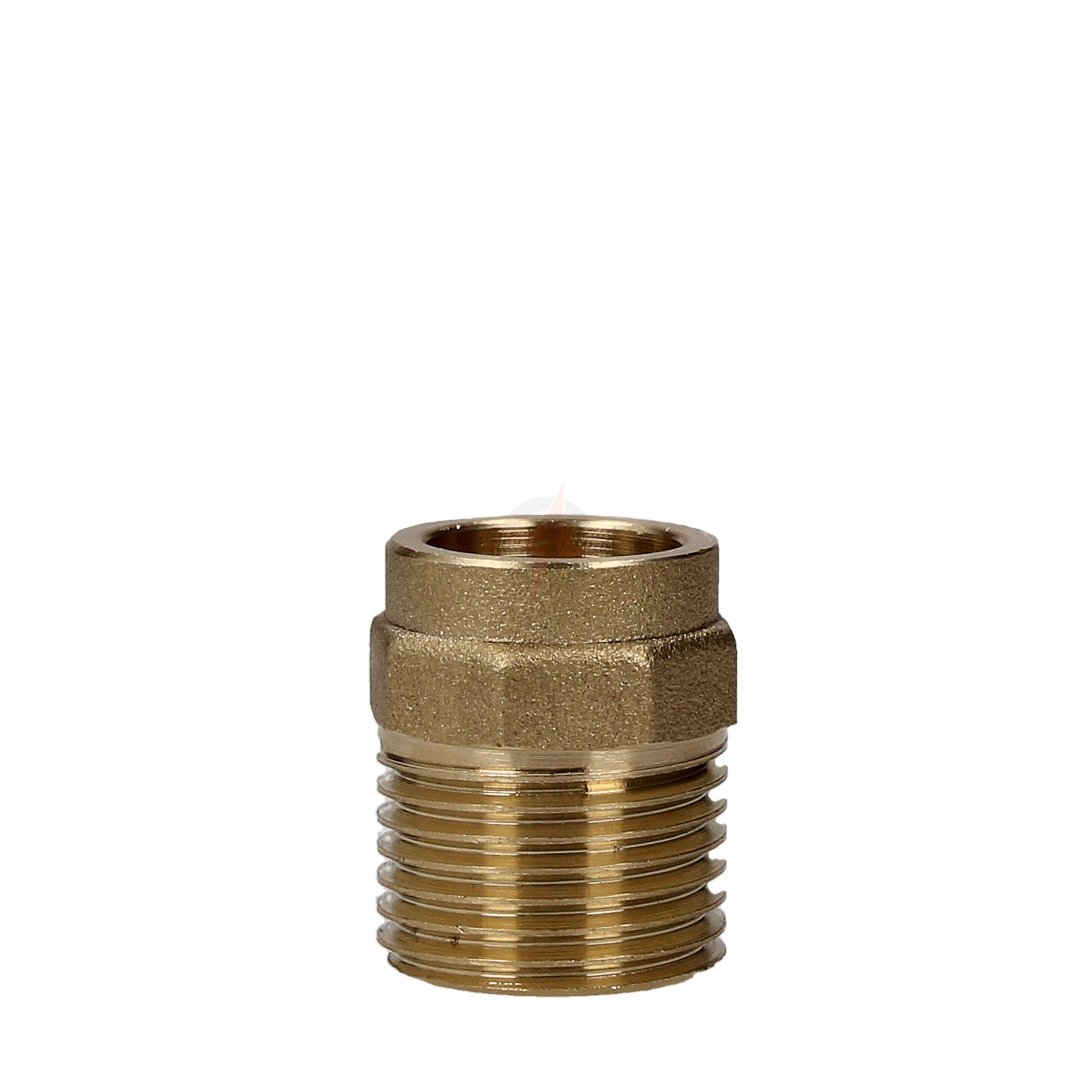 """Endfeed 15mm x 1/2"""" Male Iron Coupler"""