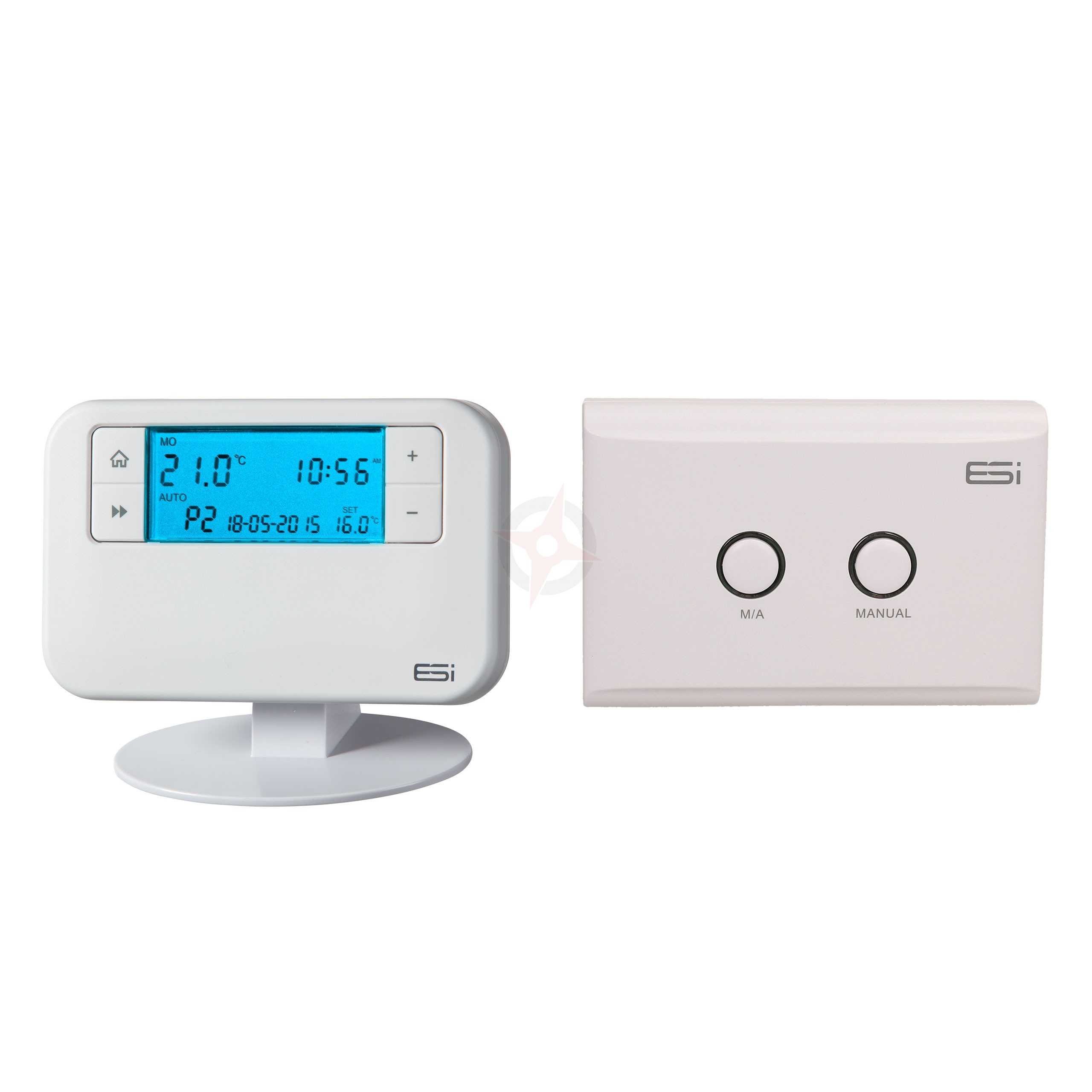 Esi Wireless Programmable Room Thermostat Compass