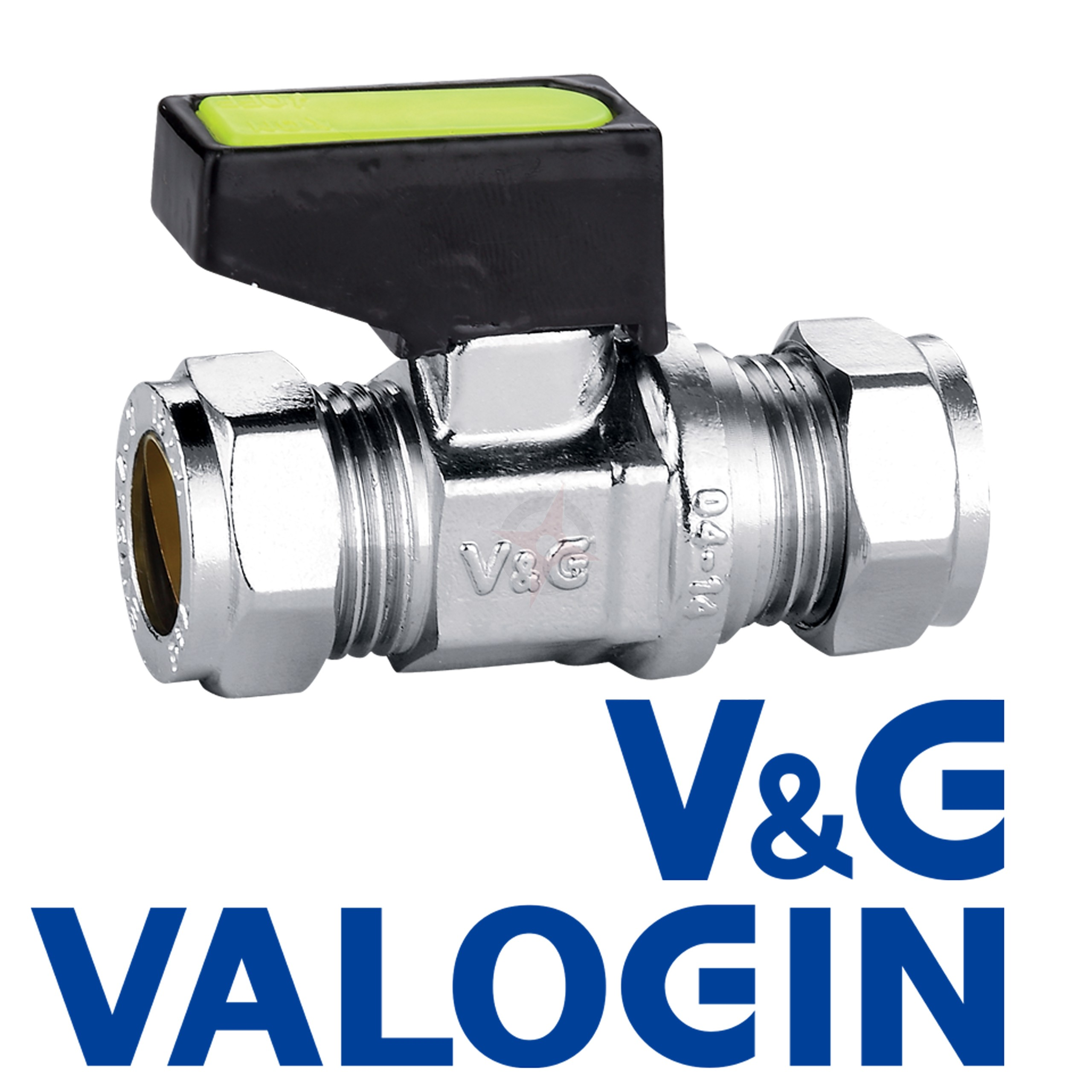 V&G 15mm Mini Gas Valve
