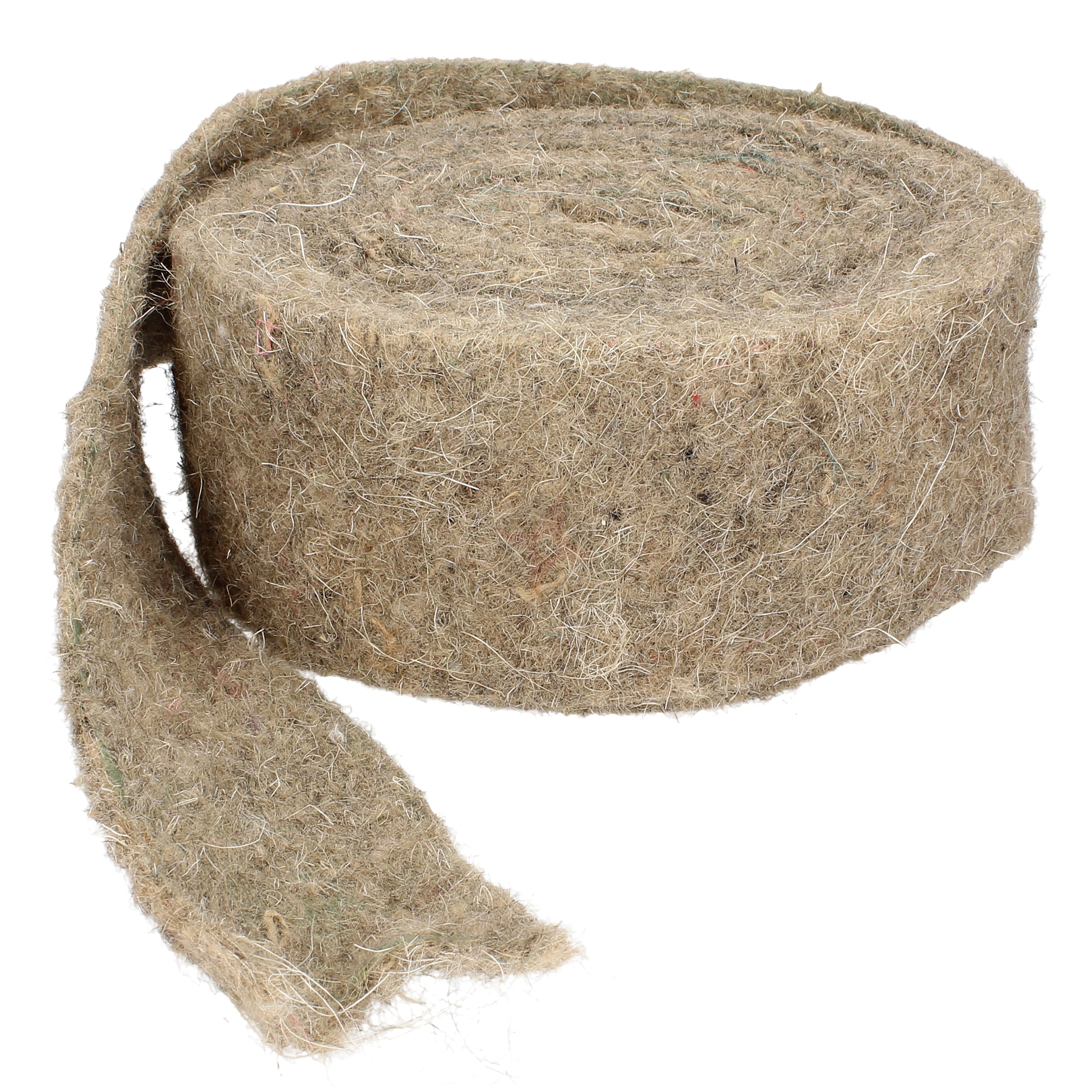 Felt Pipe Insulation Wrap 23ft (7 metres) Roll